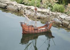 statki na morzu Bałtyckim