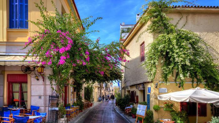 Ateny - Plaka
