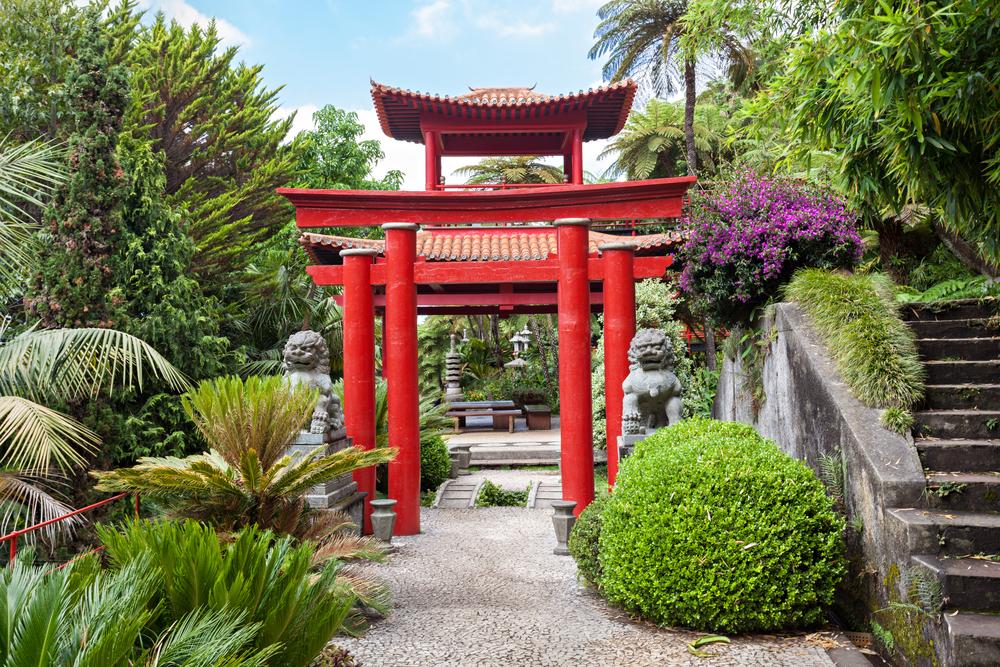 Madera - Monte Jardim Tropical Palace