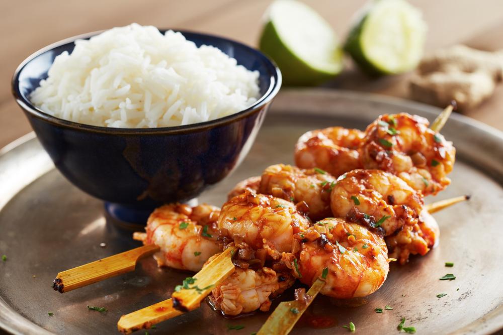 Ryż jest podstawą kuchni tajskiej