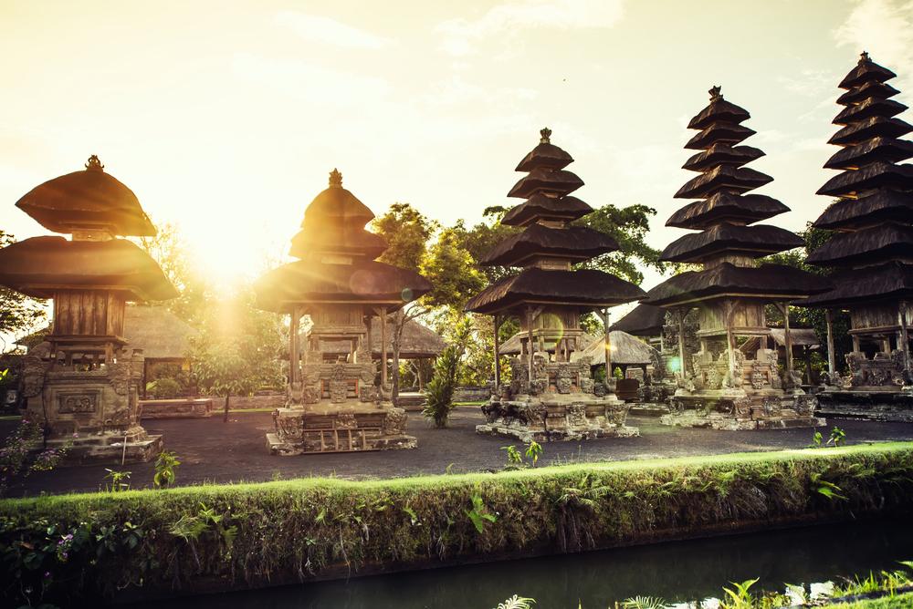Świątynie Bali - Pura Taman Ayun